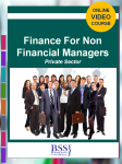 006 – Finance For Non Financial Managers – Private Sector